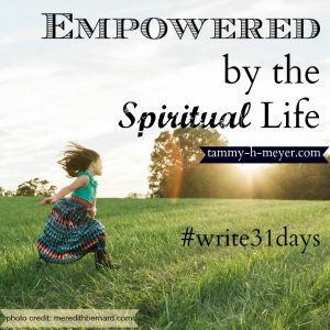 empowered by the spiritual life2 meredith bernards photo for