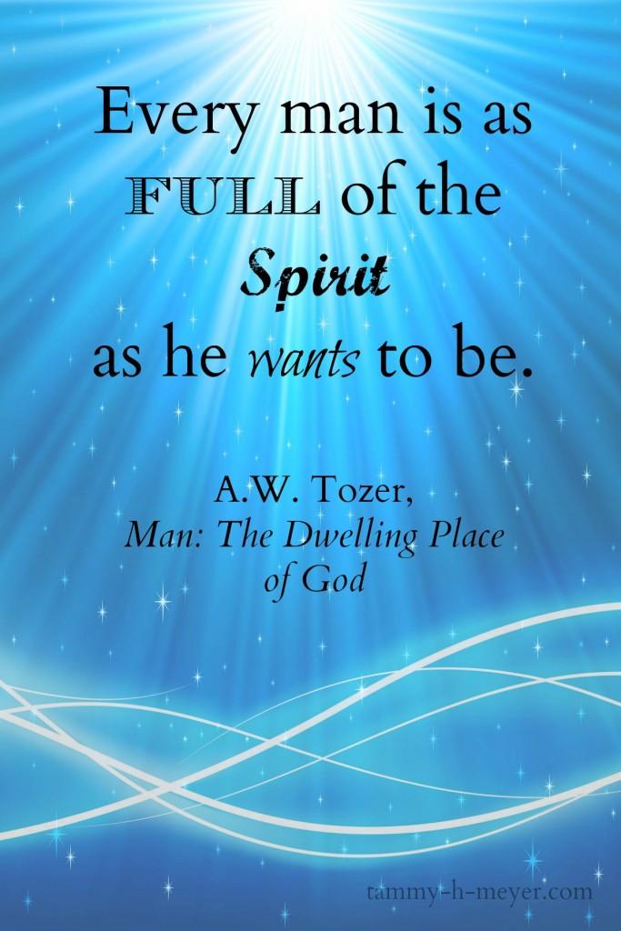 full of spirit
