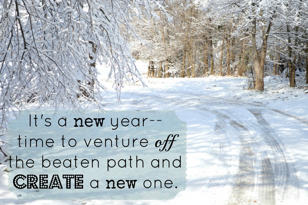 new year new path