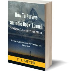 FREE eBook on How to Survive an Indie Book Launch