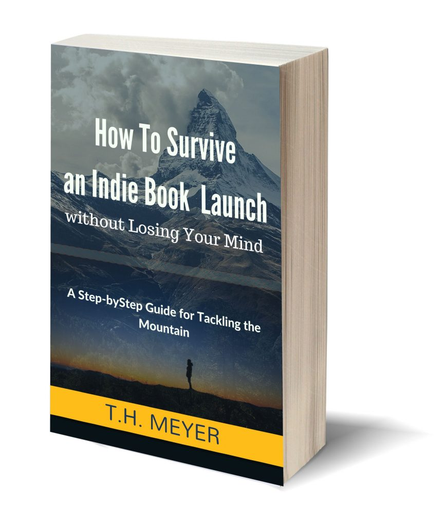 How I survived a book launch by T.H. Meyer