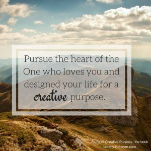 A Life of Creative Purpose, the book by T.H. Meyer