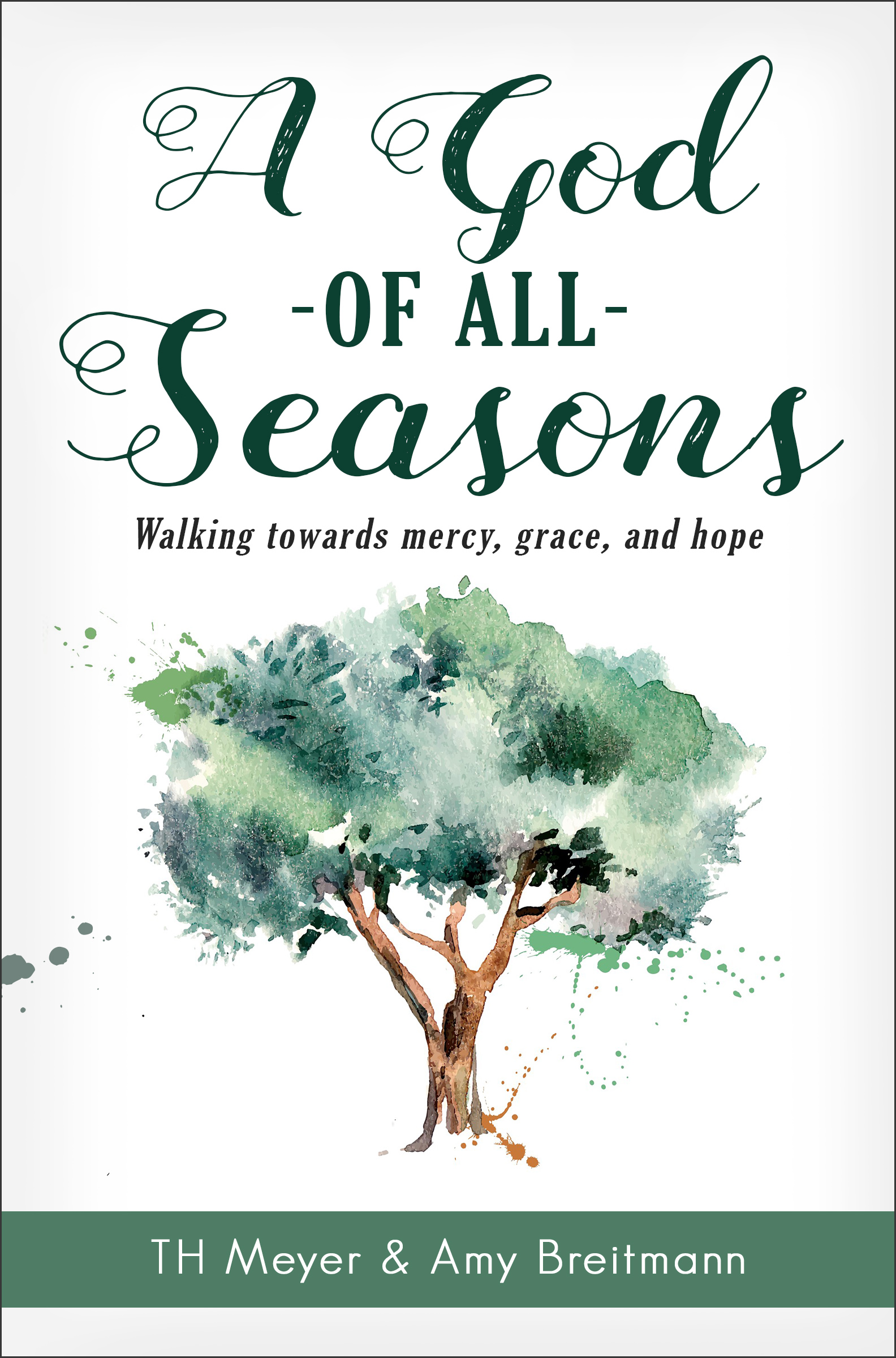 Learn to perceive God's companionship even when you don't sense His nearness. Even when you scarcely believe such closeness is true. Unearth, not only a God who created the seasons, but one who also walks with you through them.
