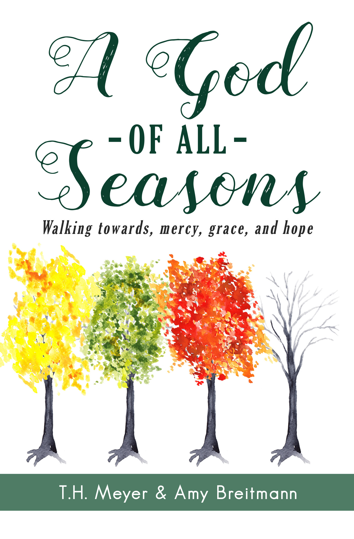 Discover the beauty and challenge of spiritual seasons as Tammy & Amy remember parts of their stories in order to draw out your own. Learn to perceive God's companionship even when you don't sense His nearness. And unearth, not only a God who created the seasons, but one who also walks with you through them.