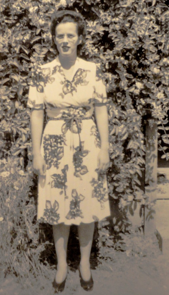 1944. My maternal Grandma Ruby