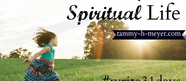 Releasing–On Becoming People of the Wind (#Empowered by the Spiritual Life: #1)